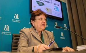 Muere Luisa Pastor, expresidenta de la Diputación de Alicante