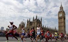 Horario y televisión del Maratón de Londres 2018. Cómo ver en directo