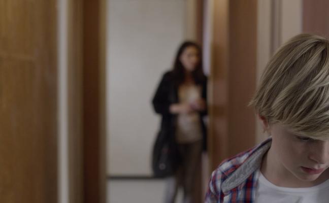 Violencia de género El galardonado filme 'Custodia compartida' se centra en una expareja que tras su divorcio lucha por el cuidado de su hijo