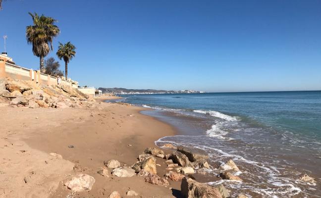 El Gobierno invertirá 670.000 euros para recuperar la playa de la Goleta