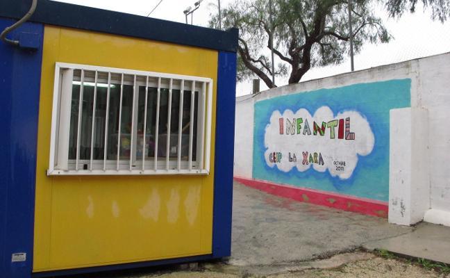 Dénia construirá cuatro colegios y reformará cinco coin el plan de la Generalitat