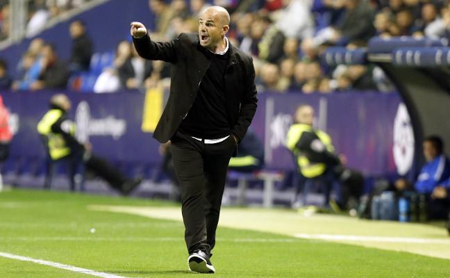 Paco López: «Una vez más hemos tenido el premio a la fe y al esfuerzo»