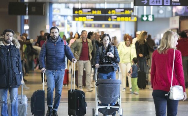 La reforma de la T1 y recuperar el vuelo a Nueva York, retos del aeropuerto