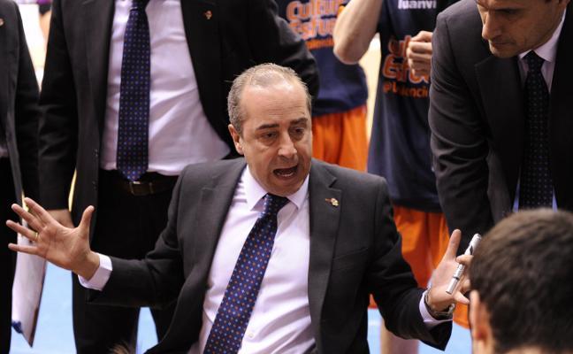 Txus Vidorreta: «Me gustaría ganar la Euroliga con el Valencia Basket»