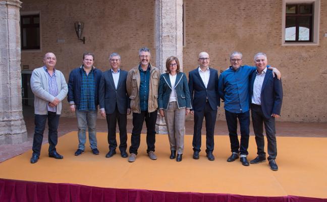 Una cabalgata cívica abre los actos del centenario del Castell d'Alaquàs
