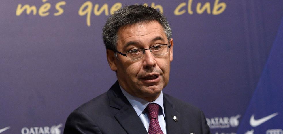 El presidente del Barça y su mujer se separan