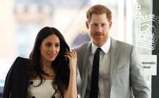 Así será la boda del príncipe Enrique y Meghan Markle