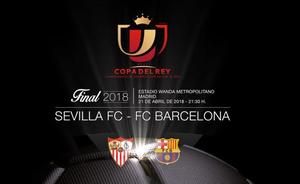 Los valencianos apuestan por la victoria del Sevilla en la final de la Copa del Rey