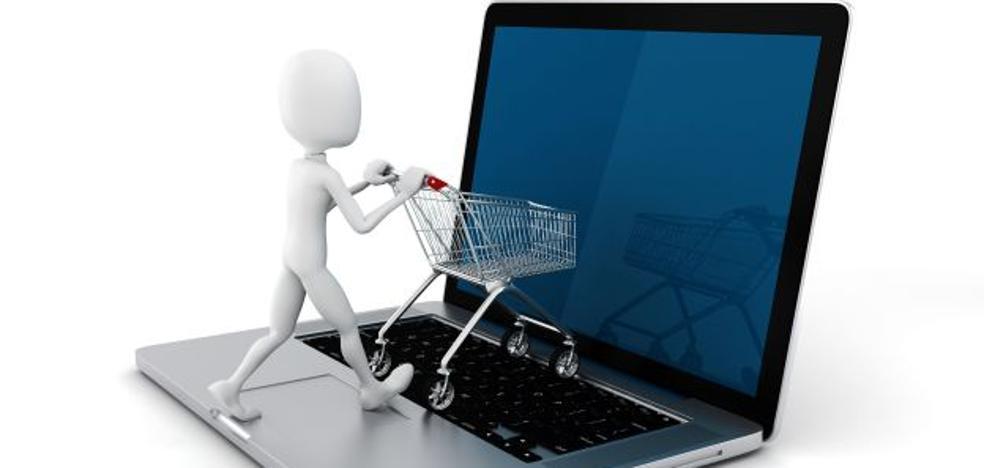 Así se evita caer en las páginas falsas de compras en internet