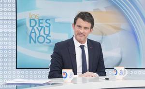 Manuel Valls estudia una oferta de Ciudadanos para optar a ser alcalde de Barcelona