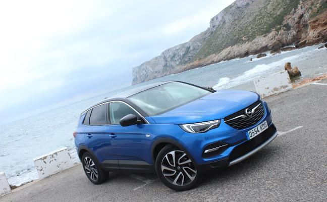 Opel Grandland X: Seguridad que marca tendencia