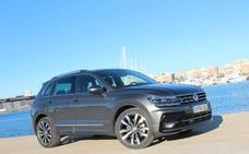 Volkswagen Tiguan: Un alemán ejemplar