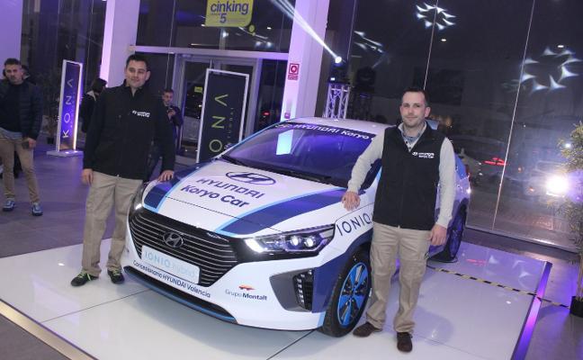 Hyundai Koryo-Car, con los rallyes 'eco'