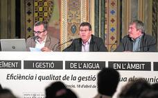 La Diputació ayudará a reducir las fugas de agua en los municipios