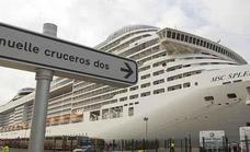 El Ayuntamiento «no se opone» a la terminal de cruceros pero pide «estudiar» las consecuencias