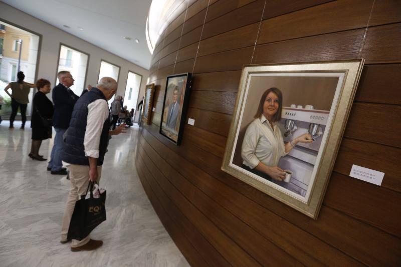 Fotos de la jornada de puertas abiertas en Les Corts Valencianes