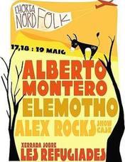 Músicas del mundo y mediterráneas en el Horta Nord Folk