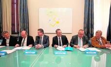 Sánchez: «Hoy firmamos un acuerdo histórico que debe servir de ejemplo para un Pacto Nacional del Agua»