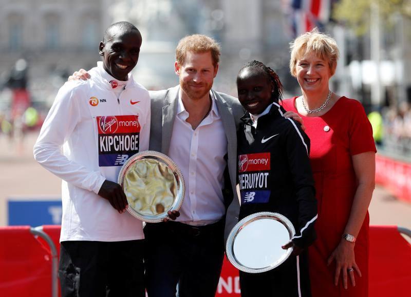 Fotos del Maratón de Londres 2018