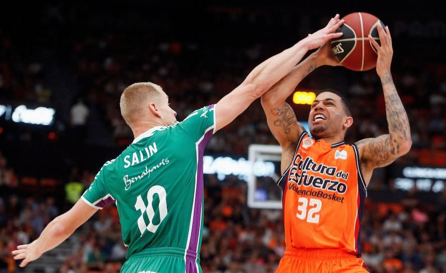 Fotos del Valencia Basket - Unicaja