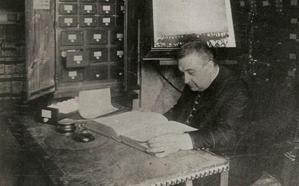 Roque Chabás, un erudito valenciano en mayúsculas