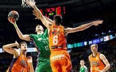 Sigue en directo el Valencia Basket - Unicaja aquí