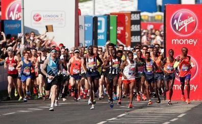 Kipchoge y Cheruiyot ganan el Maratón de Londres 2018