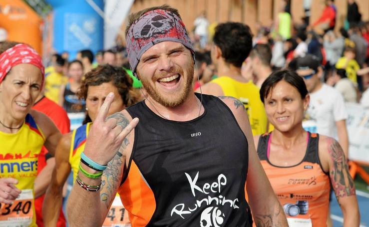 Más de 5.000 atletas en la carrera José Antonio Redolat de Valencia