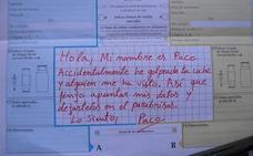 La Guardia Civil pide que «no te hagas un Paco»