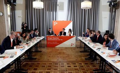 La dirección valenciana de Cs no espera independientes en sus listas