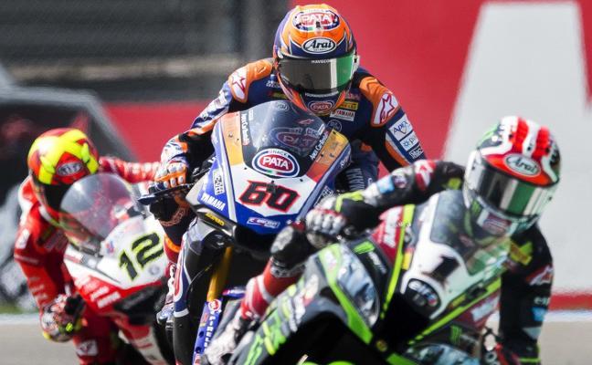 Forés confirma en Assen que es mejor que muchos pilotos con moto oficial