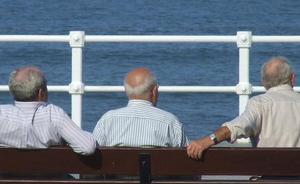 La pensión media sube el 1,8% en la Comunitat en abril, hasta 860,74 euros