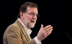 Rajoy asegura que ETA no tendrá beneficios y ve indigno diferenciar víctimas