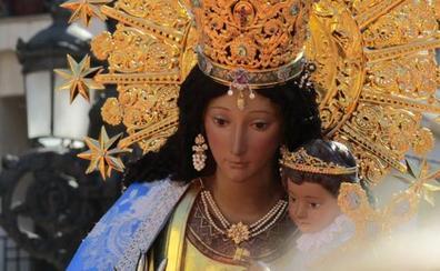 La Virgen de los Desamparados saldrá de la Comunitat Valenciana