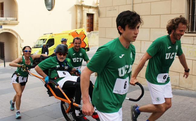 La Católica apoya a las personas discapacitadas
