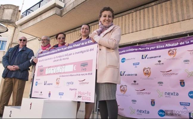 Donación solidaria al IVO