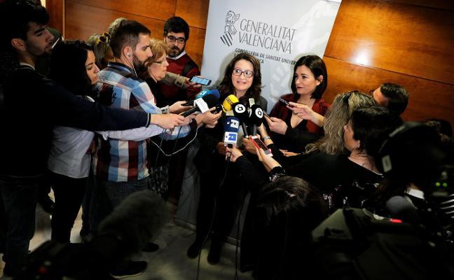 Valencia registra un millar de solicitudes de la nueva ayuda económica en sólo un día