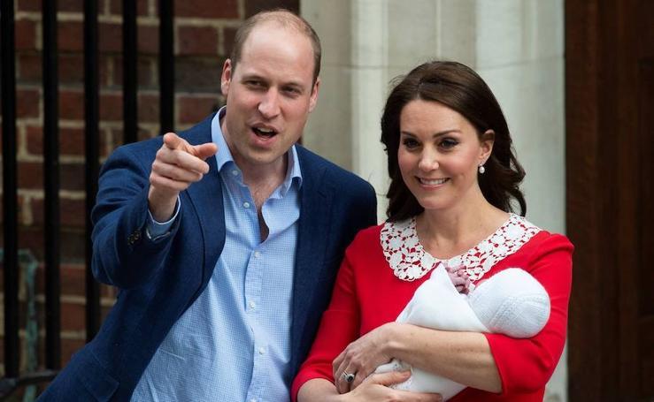 Un nuevo príncipe en Reino Unido