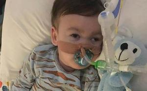 El hospital británico retira los cuidados intensivos a Alfie Evans
