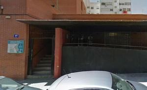 Un incendio obliga a desalojar un centro de salud en Valencia