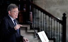 Puig convoca al Comité de ética para estudiar la destitución de Montesinos como portavoz socialista en el Ayuntamiento de Alicante
