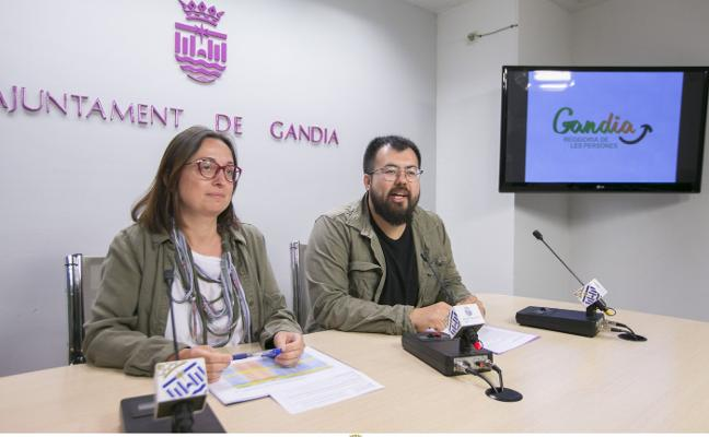 Gandia espera un aluvión de solicitudes ante el aumento de las ayudas sociales a 1.100 euros