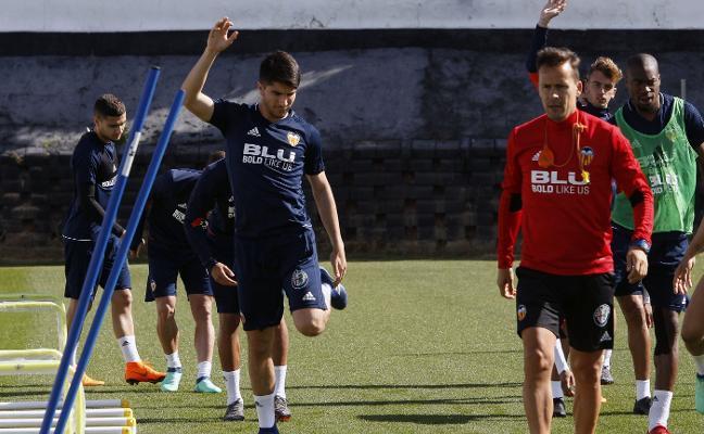 Los futbolistas más tranquilos del Valencia