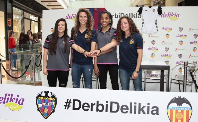 El derbi valenciano busca el récord de público en un choque de la Liga Iberdrola