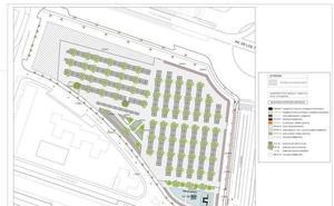 Así será el nuevo rastro de Valencia en la avenida de los Naranjos