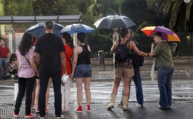El tiempo en Valencia será una montaña rusa en los próximos días