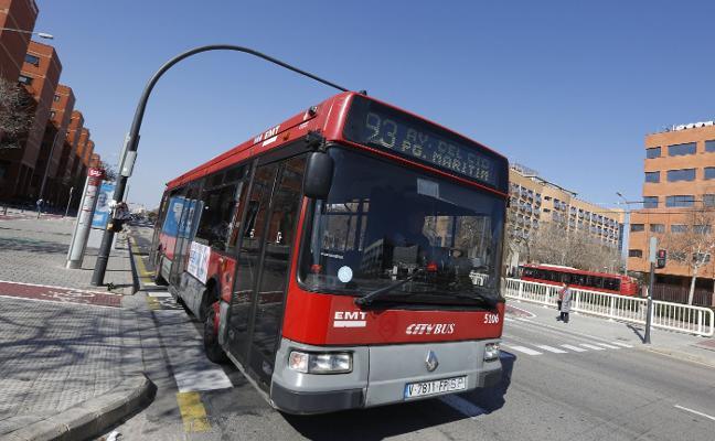 El Ayuntamiento de Valencia dará prioridad a los autobuses de la EMT en los semáforos