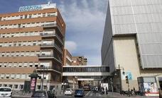 El hospital Clínico descarta problemas estructurales pero reforzará once viguetas