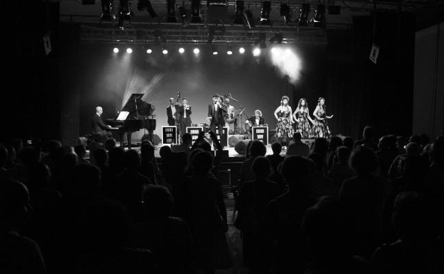 Babalu Swing Band: soñar con la música de los 40