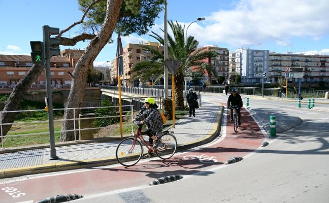 Paiporta completará la red de carril bici con fondos europeos